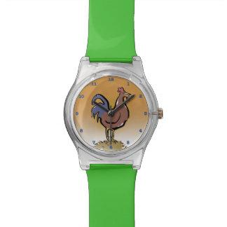 オンドリ 腕時計