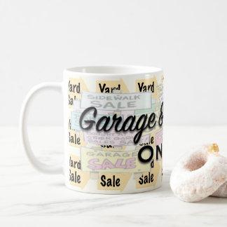 オンラインガレージセールのマグ コーヒーマグカップ