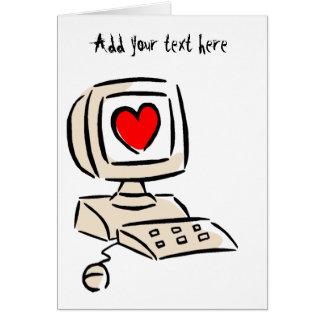 オンライン愛 カード