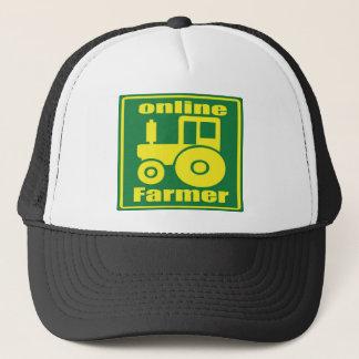 オンライン農家 キャップ