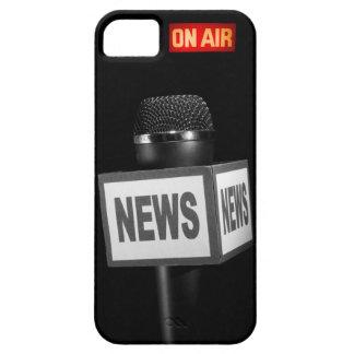 オン空気マイクロフォンの電話カバー iPhone SE/5/5s ケース