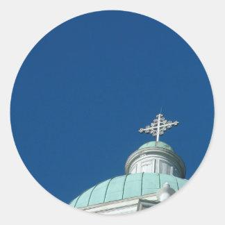 オーガスタの尖塔 ラウンドシール