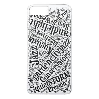 オーガスタジャズiPhone 7の場合 iPhone 8 Plus/7 Plusケース