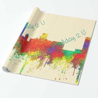 オーガスタジョージアスカイラインSG 包み紙