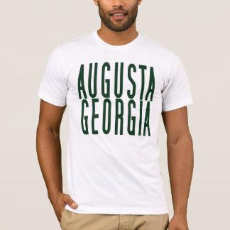 オーガスタ、ジョージア Tシャツ