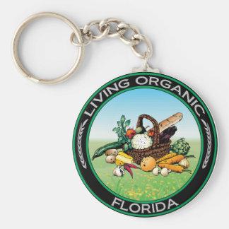 オーガニックなフロリダ キーホルダー