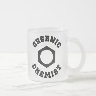 オーガニックな化学者のマグ フロストグラスマグカップ