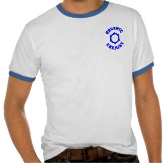 オーガニックな化学者のTシャツ T シャツ