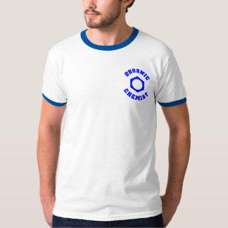 オーガニックな化学者のTシャツ TEE シャツ