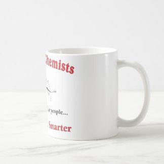 オーガニックな化学者はちょうど規則的な人々を好みます コーヒーマグカップ