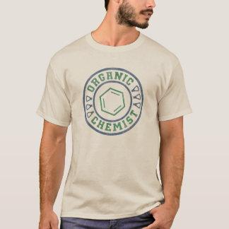 オーガニックな化学者 Tシャツ