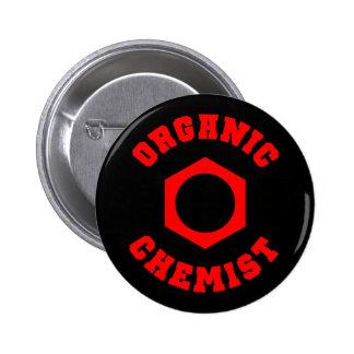 オーガニック|化学者|ボタン ピンバック