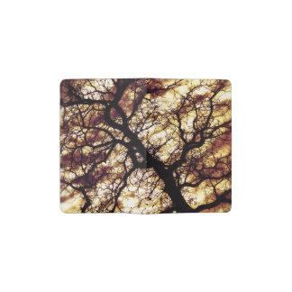 オークの木 ポケットMoleskineノートブック