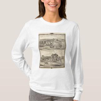 オークランドの住宅 Tシャツ