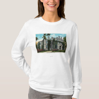 オークランドの大邸宅の外観 Tシャツ
