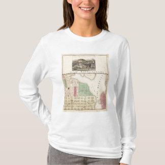 オークランドの近辺4 Tシャツ