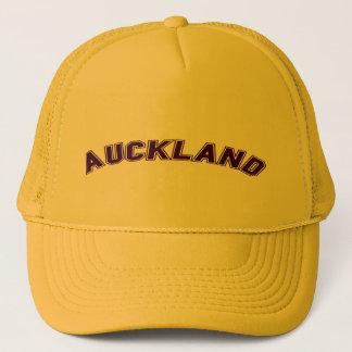 オークランドの黄色いトラック運転手の帽子 キャップ
