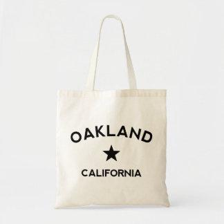 オークランドカリフォルニア トートバッグ