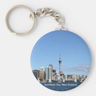 オークランド都市、日までにニュージーランド キーホルダー