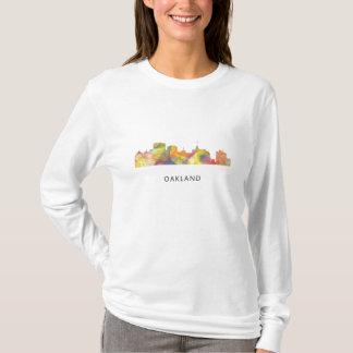 オークランド、カリフォルニアのスカイラインWB1 - Tシャツ