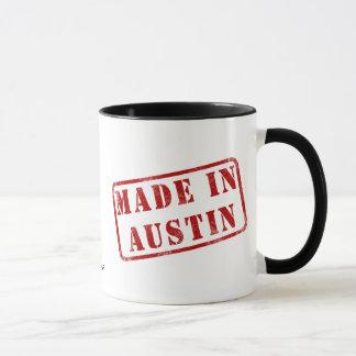 オースティンで作られる マグカップ
