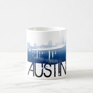 オースティンのスカイラインのデザイン コーヒーマグカップ