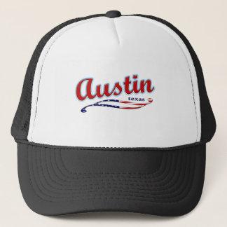 オースティンのトラック運転手の帽子 キャップ