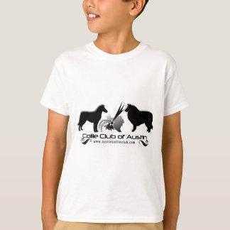 オースティンのロゴの衣服のコリークラブ Tシャツ