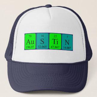 オースティンの周期表の名前の帽子 キャップ