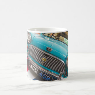 オースティンの小型マグ コーヒーマグカップ