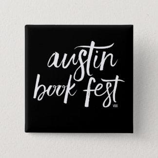 オースティンの本のFEST PIN 缶バッジ