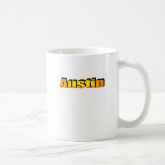 オースティンの茶マグ コーヒーマグカップ