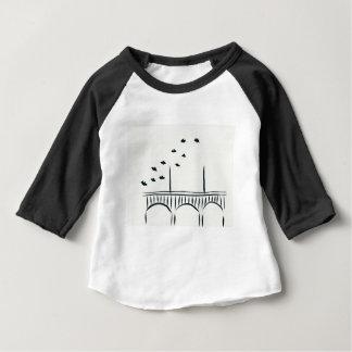 オースティンの議会橋 ベビーTシャツ