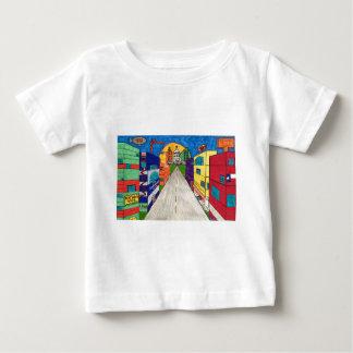 オースティンの都市景観 ベビーTシャツ