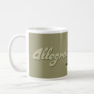 オースティンのAllegro図解入りの、写真付きのなマグ コーヒーマグカップ