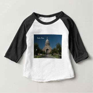 オースティンのTXの国会議事堂の建物 ベビーTシャツ