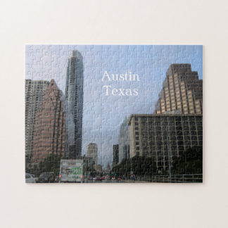 オースティンテキサス州のパズル ジグソーパズル
