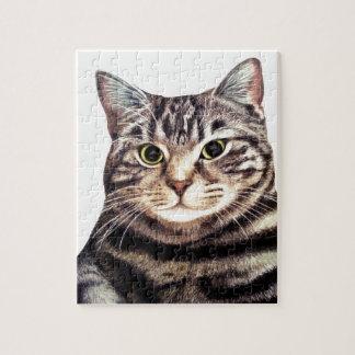 オースティンベンガル猫 ジグソーパズル