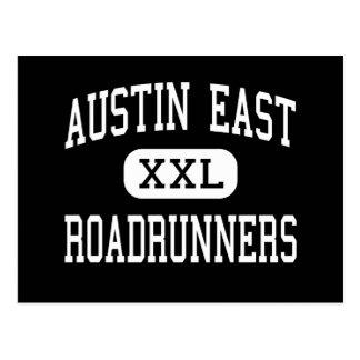 オースティン東の-ロードランナー-高Knoxville ポストカード