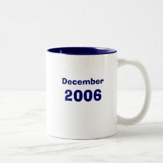 オースティン、オースティン、2006年12月 ツートーンマグカップ