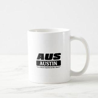オースティン コーヒーマグカップ