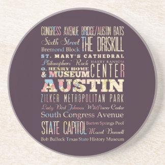 オースティン、テキサスの魅力及び有名な場所 コースター
