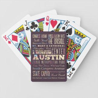 オースティン、テキサスの魅力及び有名な場所 バイスクルトランプ