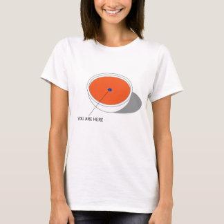 オースティン-トマトスープのブルーベリー Tシャツ