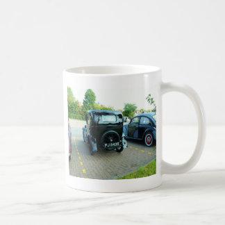 オースティンA7 コーヒーマグカップ