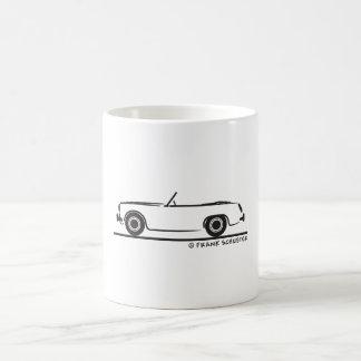 オースティンHealeyの妖精MK II コーヒーマグカップ