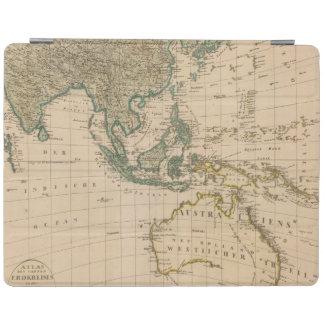 オーストラリアおよびアジア iPadスマートカバー