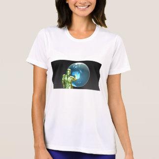 オーストラリアかニュージーランドで指しているビジネスマン Tシャツ