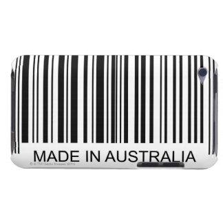 オーストラリアで作られる Case-Mate iPod TOUCH ケース