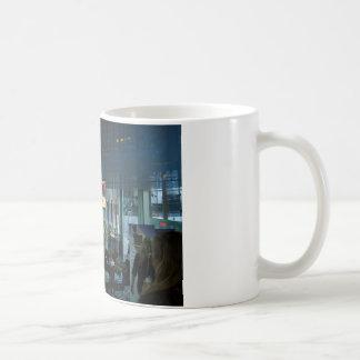 オーストラリアに見られるようにバラック・オバマの就任式、 コーヒーマグカップ
